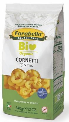 Farabella coudes bio 340g