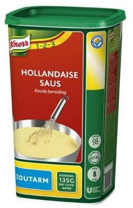 Knorr sauce hollandaise pauvre en sodium 1,08kg