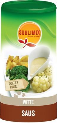 Sublimix sauce blanche 240g