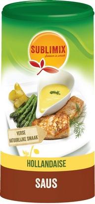 Sublimix sauce hollandaise 215g