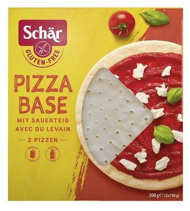 Schär pâte précuite pizza 300g