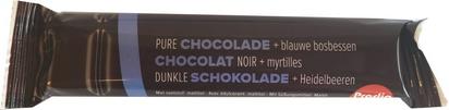 Prodia bar chocolat noir myrtilles 35g x 20
