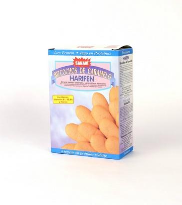 Sanavi Harifen biscuits caramel 125g