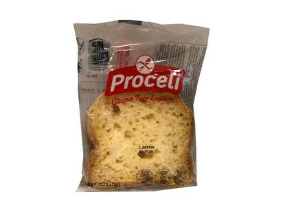 Proceli pain de mie classic monodosis 2pcs 50g RTE