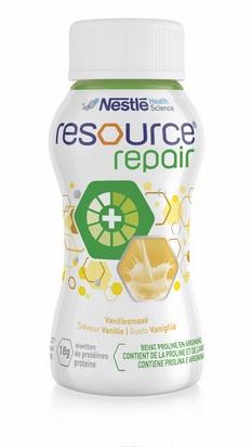 Resource repair à la vanille 200ml x 24