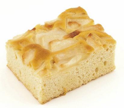 Prodia cake aux pommes 60g x 56 surgelé