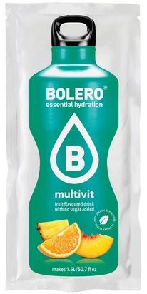 Bolero boisson aromatisée multi vitamines 9g x 24