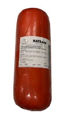 Natram saucisson de jambon ps/maigre 2kg
