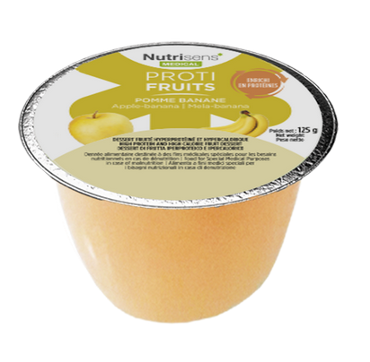 NS  proti-fruits pomme/banane 125g x 24 HP/HC