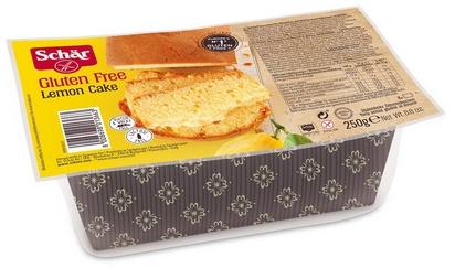 Schär cake citron 250g