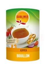 Sublimix bouillon de poulet 550g sans cholesterol