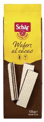 Schär gaufrettes au chocolat 125g