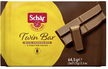 Schär twin bar 64,5g