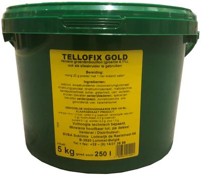 Tellofix Gold 5kg
