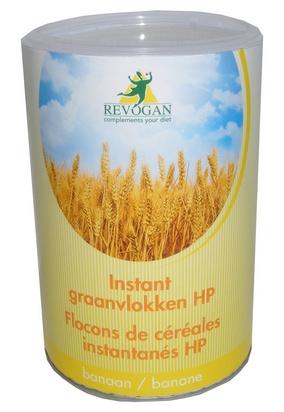 Revogan flocons de céréales inst. banane HP 780g