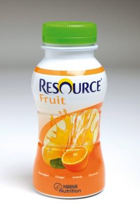 Resource fruit orange 200ml x 24